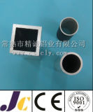 6005 T4 Aluminium Pipes Profiles, Aluminum Extrusion Tube (JC-P-50178)