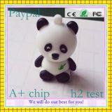 Hot Sell Cute Animal PVC USB Stick (GC-H390)