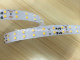 Double Row 15mm 140LEDs/M SMD2835 Cc LED Ribbon