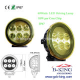 Best Selling 60watts Spot Flood CREE LED Work Light