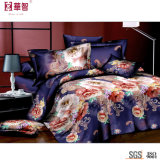 Flora Printed Rose Printed Polyester Comforter Cover Sets