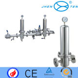 Stainless Steel Sanitary Biogas Filter