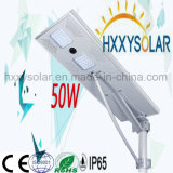 LED All in One Solar Light 50W