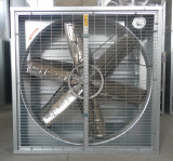 Centrifugal Exhaust Push-Pull Draught Fan