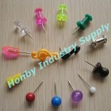 Assorted Shaped Jumbo Push Pin for Office Home Decoration (H0104B-W30531-p150724c)