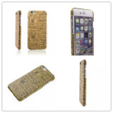 Handmade Real Natural Wood Cell Phone Case for iPhone