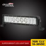 Us CREE Chip 76W Single Row LED Light Bar