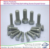 Dacromet Finish Hex Head Bolt Fastener Factory Customized High Tensile Environmental Protection of Zinc