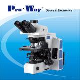 Professional Trinocular Compound Siedentopf Biological Microscope (PW-RX50)