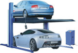 Hydraulic Two Post Car/Auto Easy Parking System for Sale