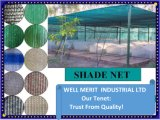 Plastic Mesh Shade Sail Net Construction Netting Plastic Sunshade Net