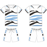 Custom Children Sublimated Football Jersey with Low MOQ