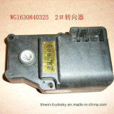 Wg1630840325 Sinotruck HOWO Spare Parts N. 2# Diverter