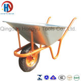 10 Years Experience Garden Industrial Wheelbarrows with 90L (WB6414k)