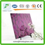 5mm Purple Aluminium/Patterned Aluminium Mirror/ Decorative Mirror