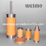 Rubber Oil Coating Stainless Steel Bath Set (WBS0509A)