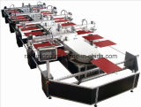 Garment Oval Screen Printing Machine