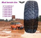SUV Tire, 4X4 Tire, Car Tyre (285/75R16 265/70R17)