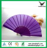 High Quality Printed Custom Nylon Folding Fan