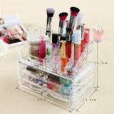 Acrylic Cosmetic Drawer/ Clear Perspex Makeup Organizer/Plexiglass Make up Storage Box