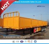 3 Axle Fence Semitrailer or Side Wall Truck Semi Trailer