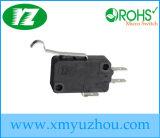 16A Sensitive Miniature Arc-Shape Lever Switch