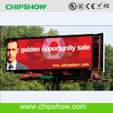 Chipshow Outdoor Full Color Advertising P16 Commercial Display LED