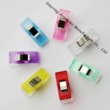 27mm Assorted Colors Plastic Patchwork Fabric Sewing Wonder Clips