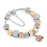 Custom Metal Charm Bracelet Stingray Bracelet for Friend