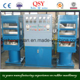 Technological Process of Vulcanizing Machine/Plate Vulcanizer/Curing Press