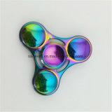 Factory Fashion UFO Design Metal Hand Fidget Spinner UFO Spinner