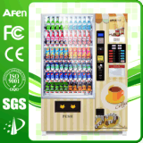 2016 New Design Coffee Vending Machine Combo Vending Machine Af--60g-C4