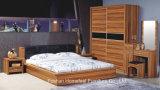 5PCS Durable Wooden Bedroom Wardrobe Set (HH21BT)