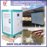3 Phase AC Pumps Motor Inverter with AC Input for 30HP Pump Solar System