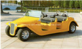 Whole Sale Six Seat Electric Vintage Car Made in China Factory