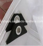 White Clear PE Tarpaulin Sheet, Finished Poly Tarp Cover, PE Tarp Factory