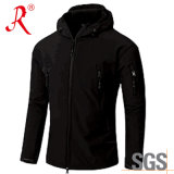 Insulated Softshell Jacket with Fleece Lining for Sale (QF-4123)