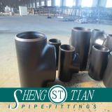 Carbon Seamless Straigh Pipe Fitting Tee