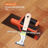 C-23 Wooden Handle Multi Function Scraper