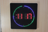 Square Digital LED Display Clock
