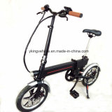 "High Quality Quick Folding 14"" 36V Electric Bike"