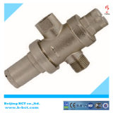 Nickel Color Brass Water Reducing Reducing Valve