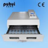 Puhui Mini Wave Soldering Machine, Infrared Reflow Oven T-962c, SMT Reflow Oven, Taian