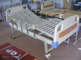 Double Function Manual Hospital Beds