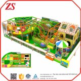 Trade Assurance Approved Amusement Park Children Soft Play Equipment Indoor Playground for Sale