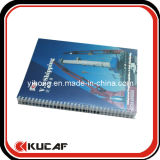 Custom Promotional Soft Cover Spiral Notebook