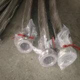 Metallic Corrugated Tube with Braiding Manufacturer