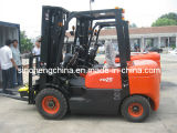 2.5 Ton Diesel Forklift Truck with Competitive Price (SH25FR)
