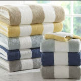 100% Cotton Solid Towel Sets (DPF2412)