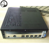 Intel Atom D525 Mini Itx Box PC with 4*1000m Rtl8111e
